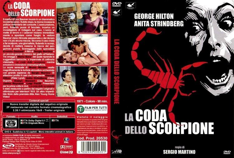 The Case of the Scorpion's Tail Italy 1971 Bruno Nicolai The Case Of The Scorpions Tail YouTube