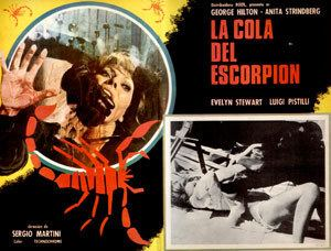 The Case of the Scorpion's Tail The Tail of the Scorpion with George Hilton and Anita Strindberg