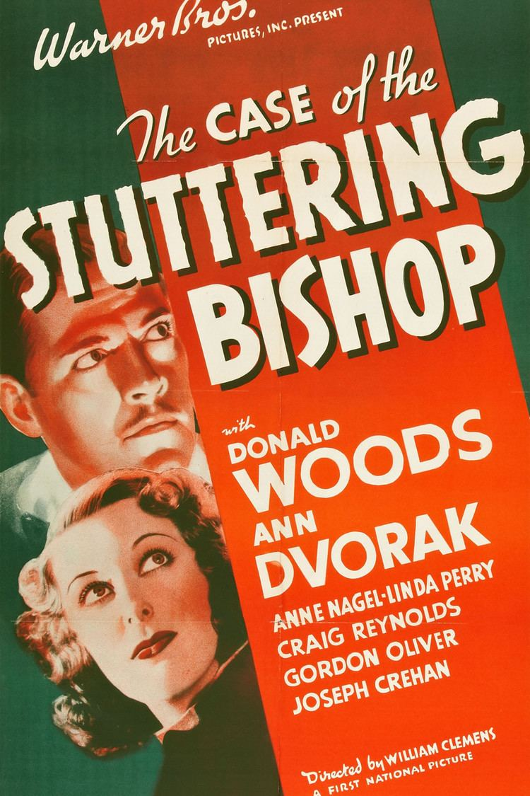 The Case of the Stuttering Bishop wwwgstaticcomtvthumbmovieposters52091p52091