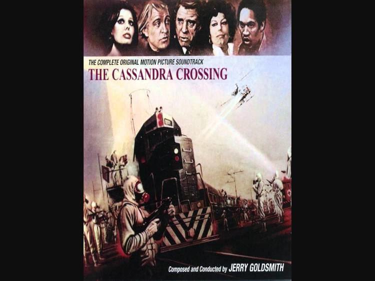 The Cassandra Crossing Jerry Goldsmith The Cassandra Crossing Main Title YouTube