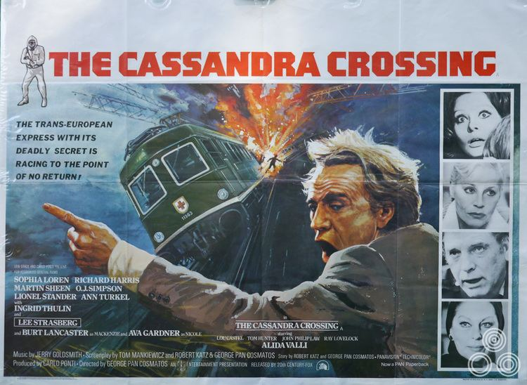 The Cassandra Crossing The Realm of Ryan Movie Review The Cassandra Crossing