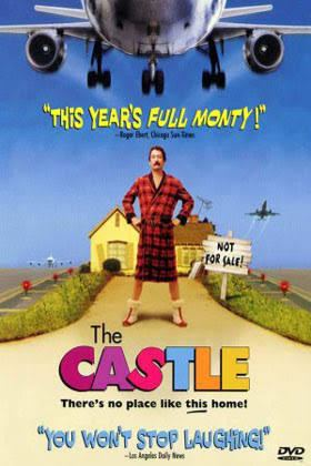 the australian film the castle The 1997 film the castle, produced by rob sitch, is about darryl kerrigan, an aussie battler fighting for his home as they have been told they must move out by the airport authorities the film explores the chain of events the kerrigan family has to face and how they overcome them.