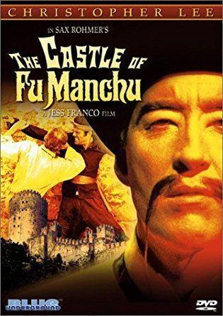 The Castle of Fu Manchu Amazoncom The Castle of Fu Manchu Werner Abrolat Tsai Chin