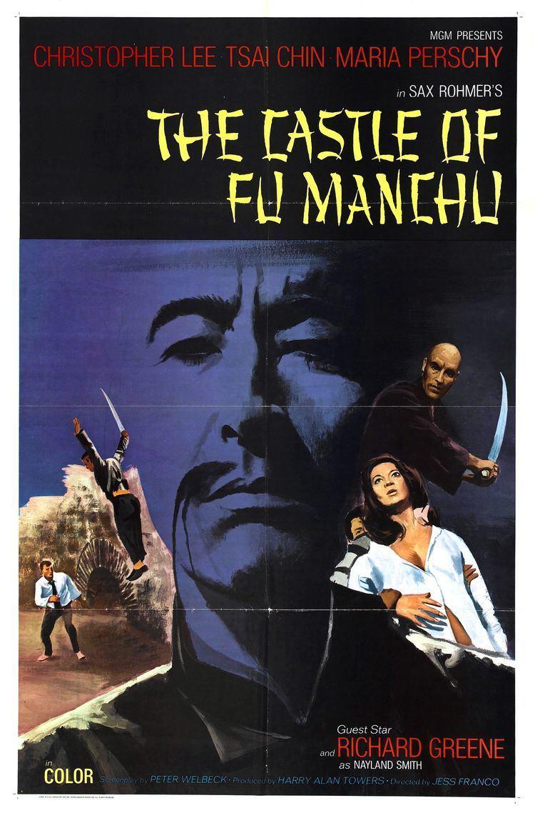 The Castle of Fu Manchu Sax Rohmers The Castle of Fu Manchu 1969 Stars Christopher Lee