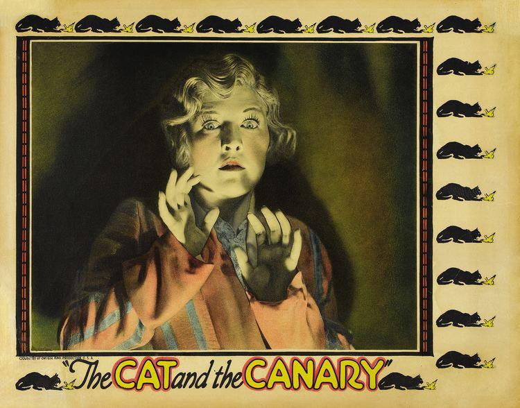 The Cat and the Canary (1927 film) Cat and the Canary The 1927