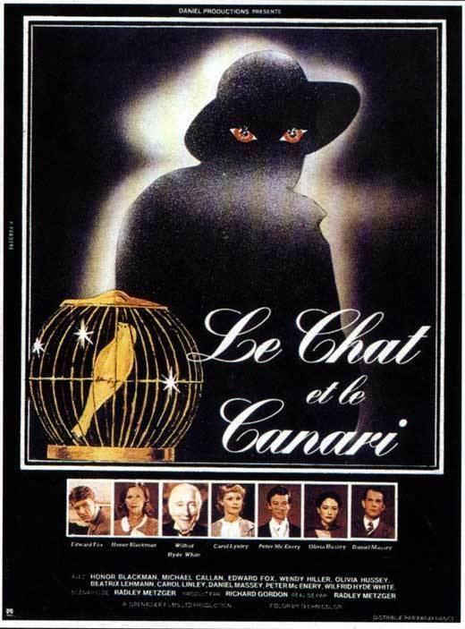 The Cat and the Canary (1979 film) The Cat and the Canary 1978 HORRORPEDIA