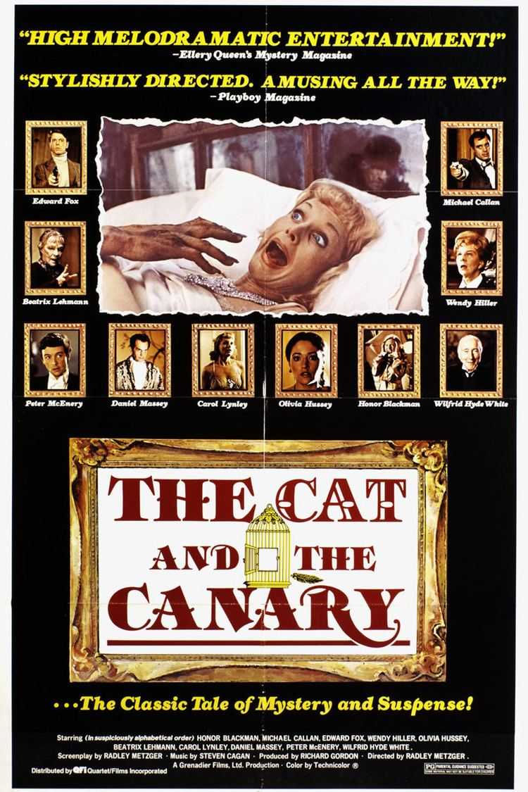 The Cat and the Canary (1979 film) wwwgstaticcomtvthumbmovieposters584p584pv