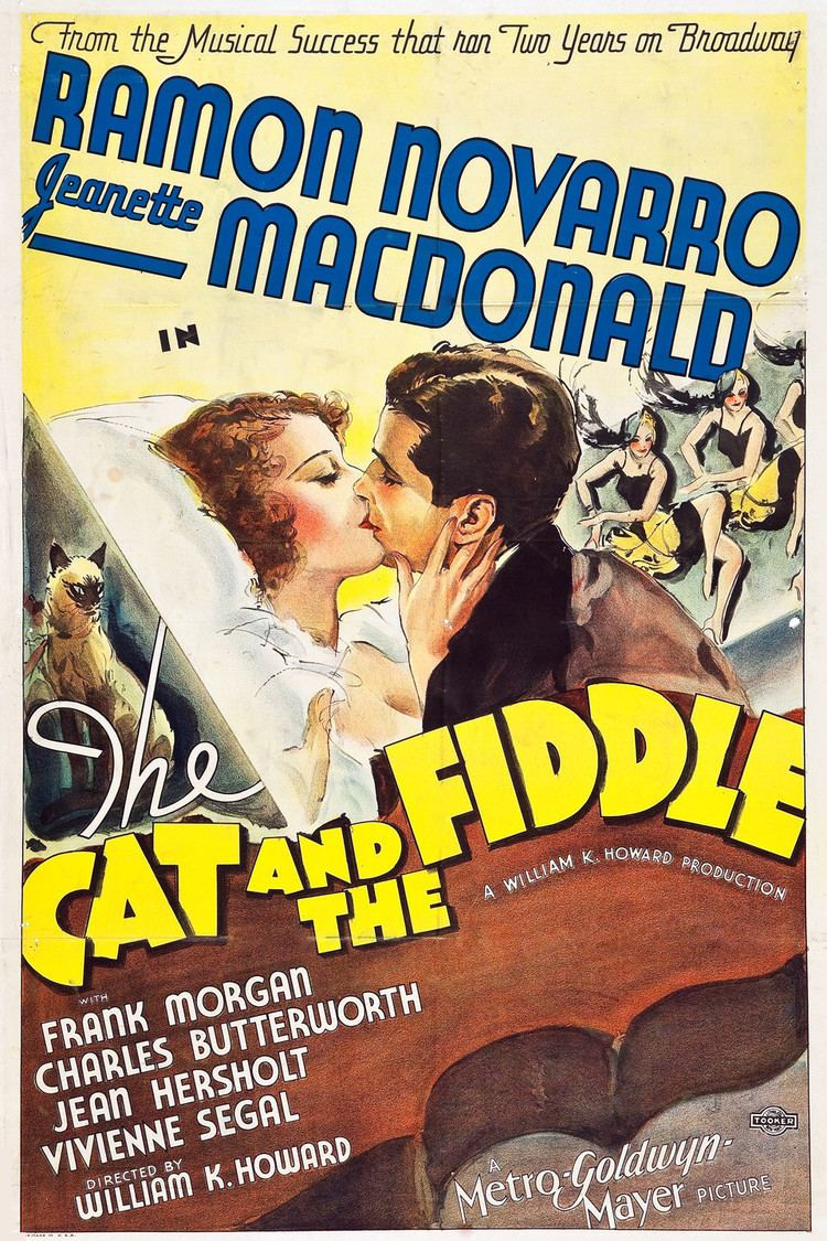 The Cat and the Fiddle (film) wwwgstaticcomtvthumbmovieposters6995p6995p