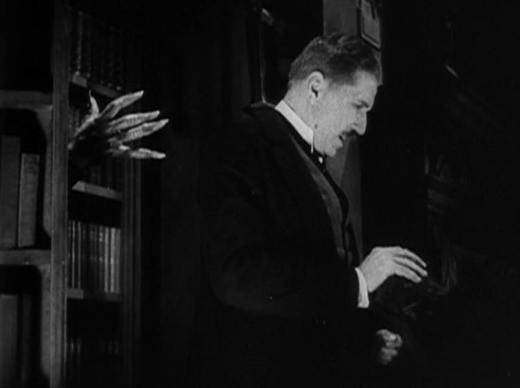 The Cat Creeps The Cat Creeps 1930 Universals Mostly Lost Dark House