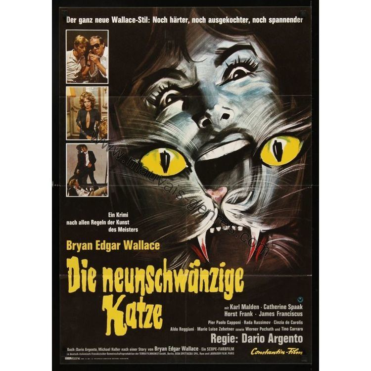 The Cat o Nine Tails movie scenes The Cat O Nine Tails 1971