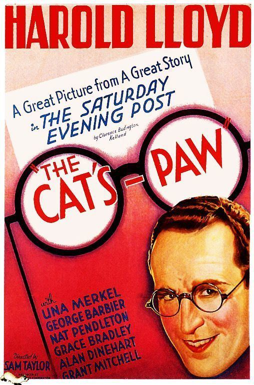 The Cats-Paw movie poster