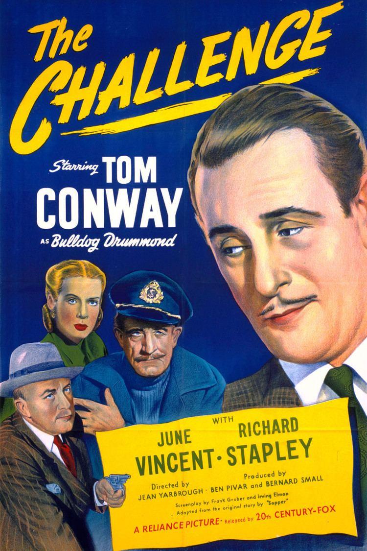 The Challenge (1948 film) wwwgstaticcomtvthumbmovieposters91027p91027