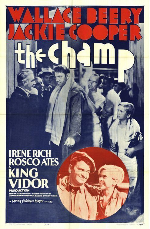 The Champ (1931 film) The Champ 1931
