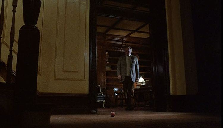 The Changeling (1980 film) movie scenes This simple red ball will haunt your nightmares