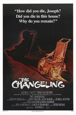 The Changeling (1980 film) movie poster