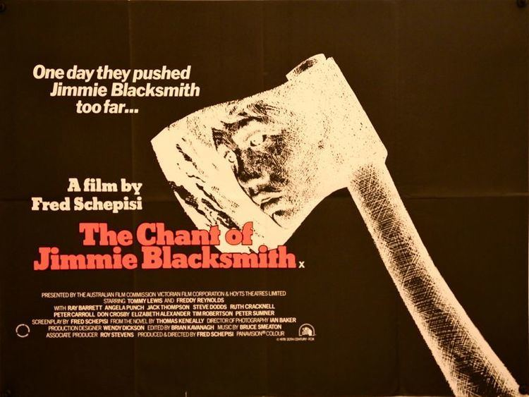 The Chant of Jimmie Blacksmith (film) The Chant of Jimmie Blacksmith 1978