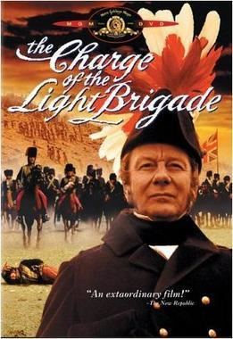 The Charge of the Light Brigade (1912 film) The Charge of the Light Brigade 1968 film Wikipedia
