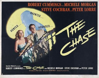The Chase (1946 film) The Chase 1946 Film Noir of the Week