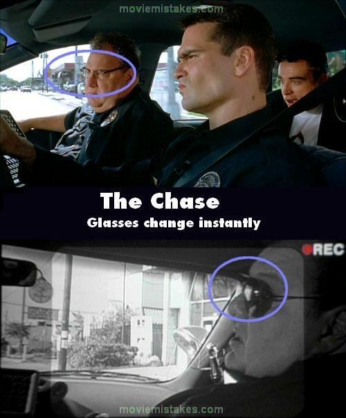 The Chase (1994 film) The Chase 1994 movie mistakes goofs and bloopers