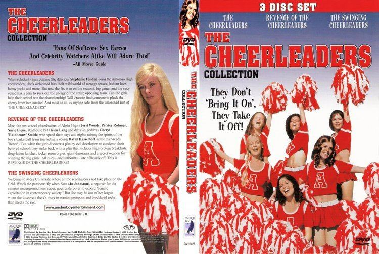 The Cheerleaders The Cheerleaders Movie DVD Custom Covers The Cheerleaders