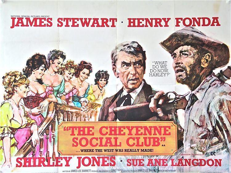 The Cheyenne Social Club The Cheyenne Social Club 1970
