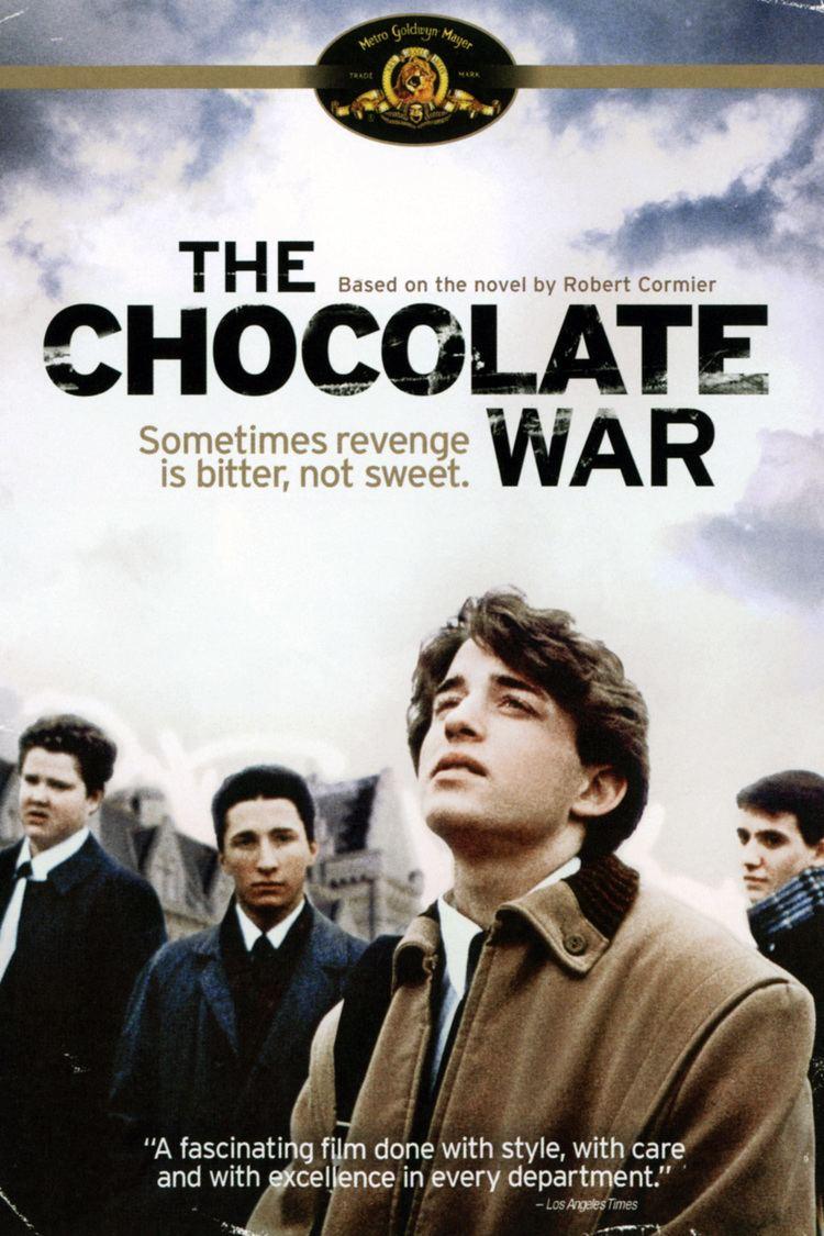 The Chocolate War (film) wwwgstaticcomtvthumbdvdboxart11241p11241d