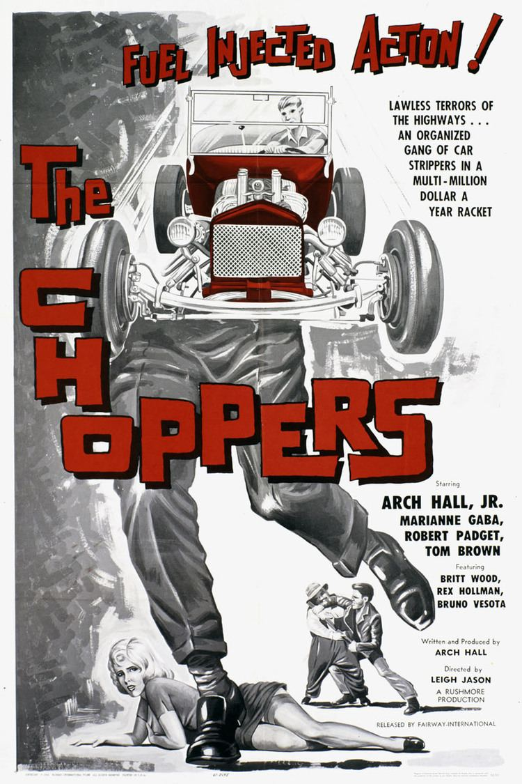 The Choppers wwwgstaticcomtvthumbmovieposters9699p9699p
