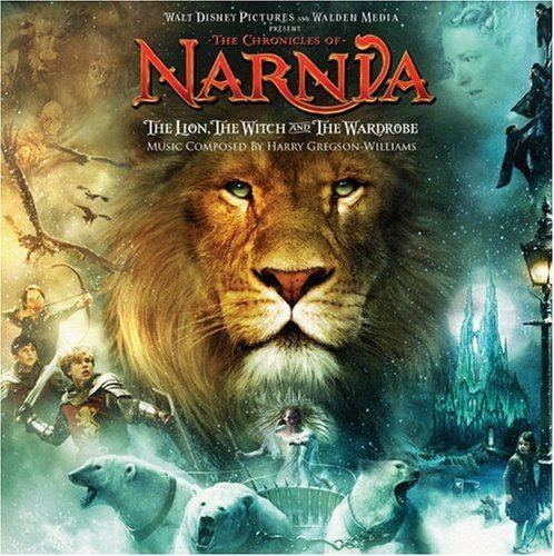 The Chronicles of Narnia Harry GregsonWilliams The Chronicles of Narnia The Lion The