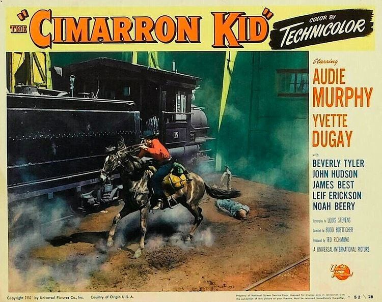 The Cimarron Kid The Cimarron Kid 1951 50 Westerns From The 50s