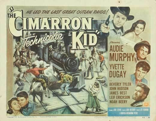 The Cimarron Kid The Cimarron Kid Movie Posters From Movie Poster Shop