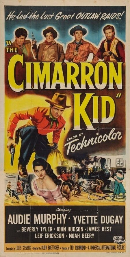 The Cimarron Kid THE CIMARRON KID 1952 Audie Murphy Yvette Dugay Beverly
