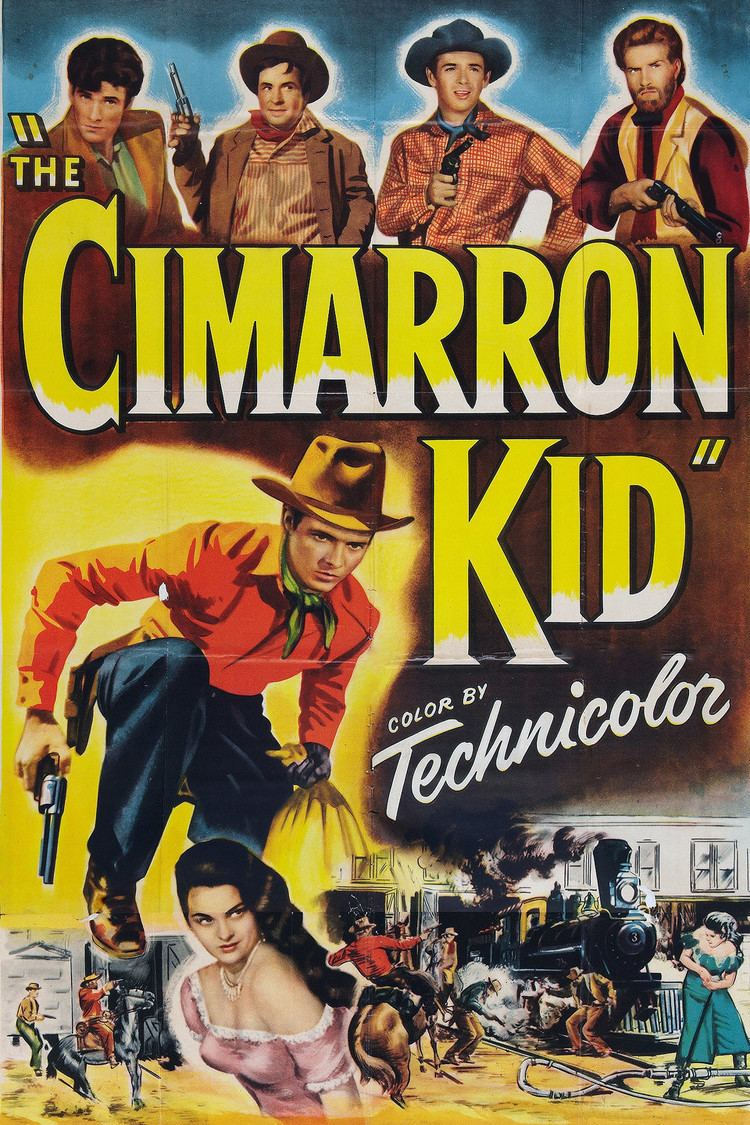 The Cimarron Kid wwwgstaticcomtvthumbmovieposters38225p38225