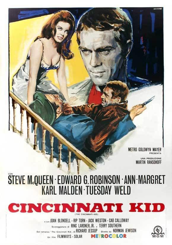 The Cincinnati Kid The Cincinnati Kid 1965