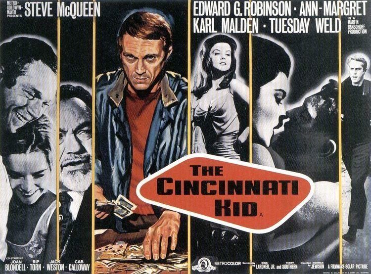 The Cincinnati Kid Movie Review The Cincinnati Kid PokerTube