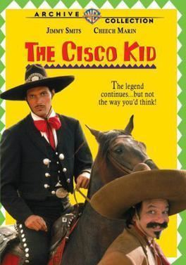The Cisco Kid (1994 film) movie poster