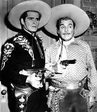 The Cisco Kid (TV series) Leo Carrillo Pancho to The Cisco Kid