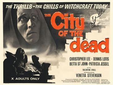 The City of the Dead (film) The City of the Dead film Wikipedia