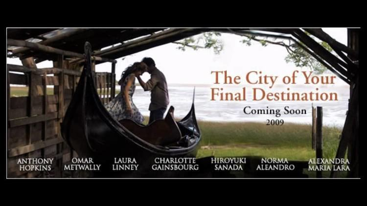 The City of Your Final Destination The City of Your Final Destination Trailer YouTube
