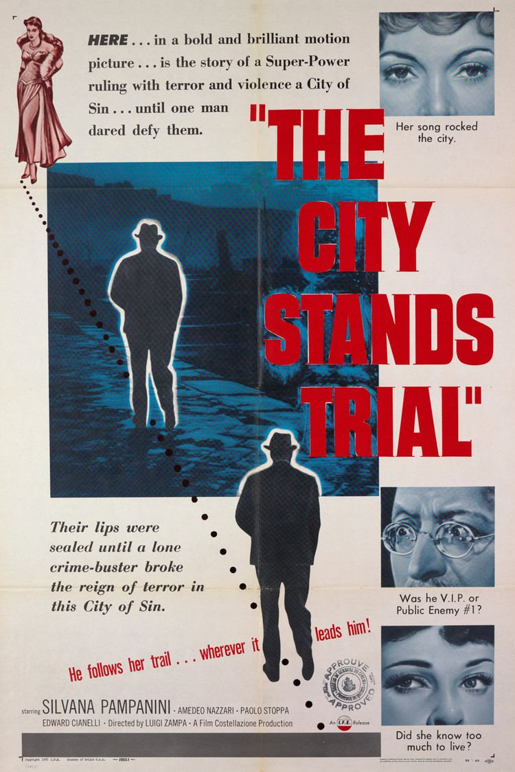 The City Stands Trial wwwgstaticcomtvthumbmovieposters7927393p792