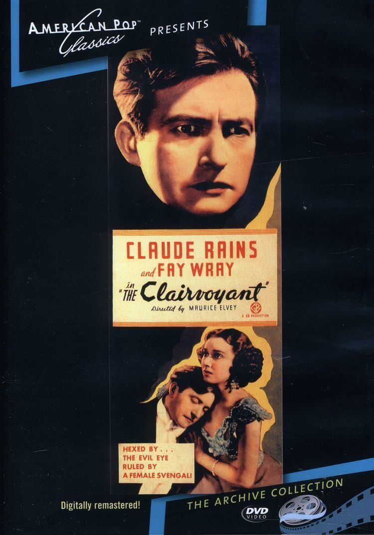The Clairvoyant HORROR HALFWEEK Day 3 The Clairvoyant 1934 The Motion Pictures