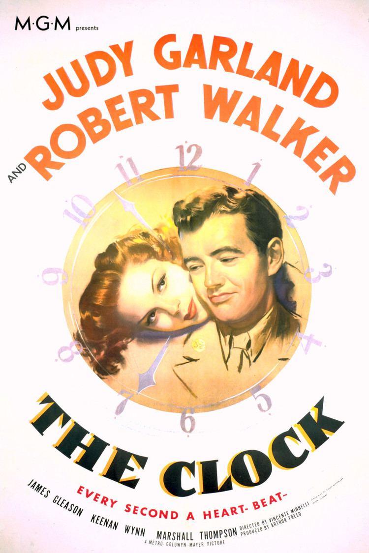 The Clock (1945 film) wwwgstaticcomtvthumbmovieposters2490p2490p