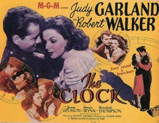 The Clock (1945 film) FABULOUS FILMS OF THE FORTIES BLOGATHON The Clock 1945 Backlots