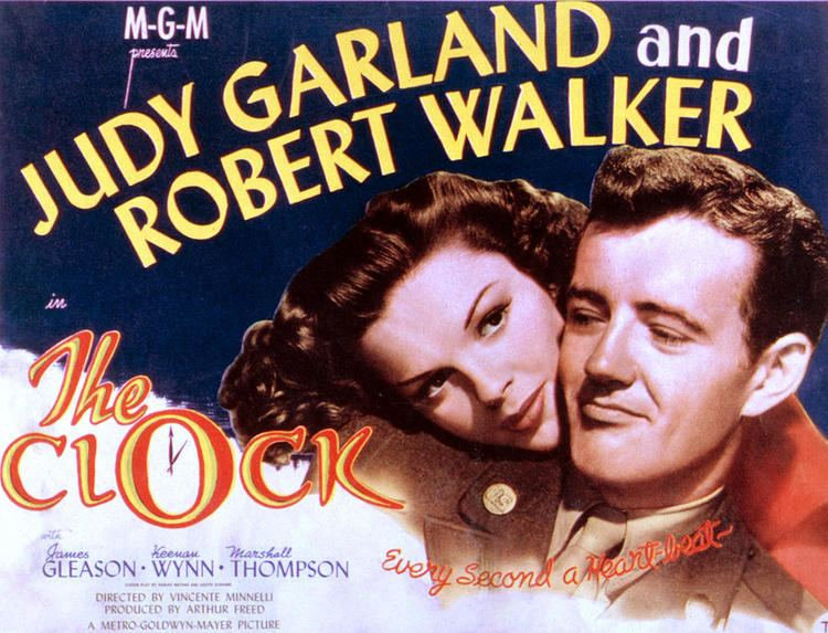 The Clock (1945 film) The Clock 1945 The Hollywood Revue