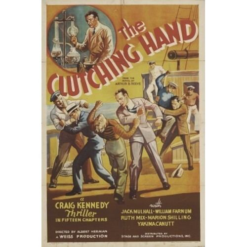 The Clutching Hand CLUTCHING HAND 1936