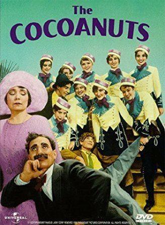 The Cocoanuts Amazoncom The Cocoanuts Groucho Marx Harpo Marx Chico Marx
