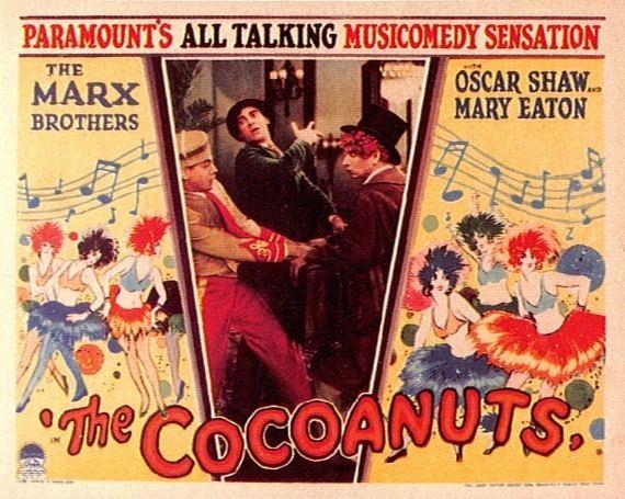 The Cocoanuts The Cocoanuts Wikipedia