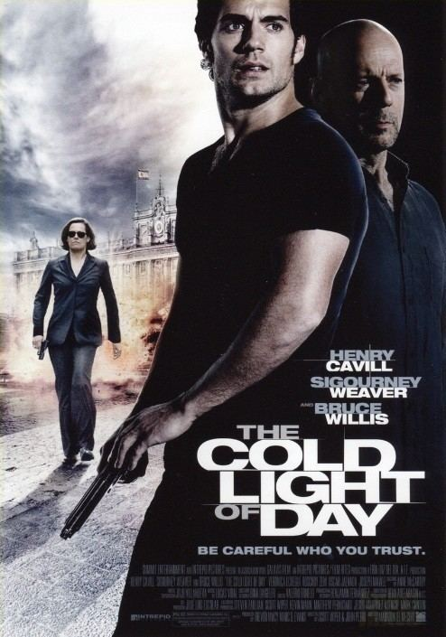 The Cold Light of Day (2012 film) The Cold Light of Day Movie Poster 1 of 5 IMP Awards