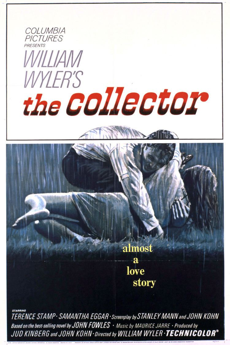 The Collector (1965 film) wwwgstaticcomtvthumbmovieposters5853p5853p