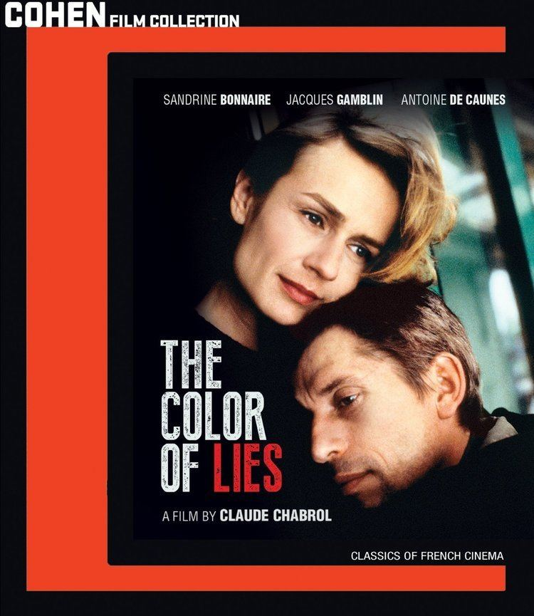 The Color of Lies The Color of Lies Bluray