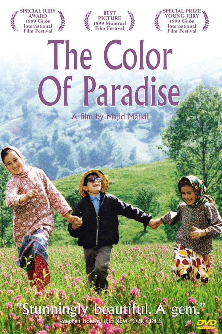 The Color of Paradise wwwgstaticcomtvthumbdvdboxart25107p25107d